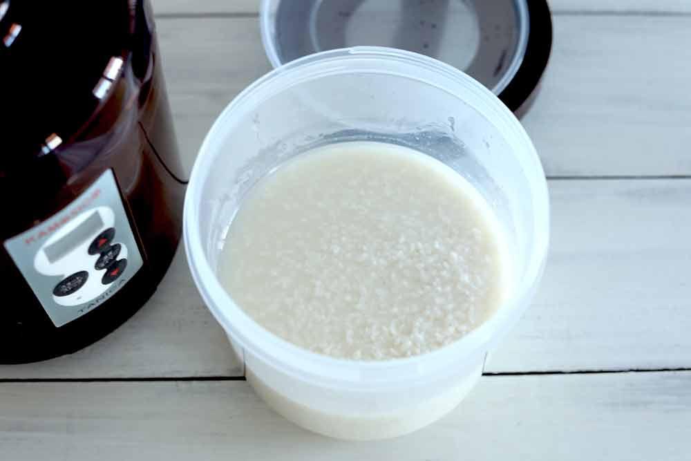 手作り甘酒(甘麹)の作り方