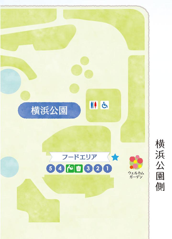 秋のローズ&ガーデンマーケット2020〜花と緑のファーマーズマーケット〜出店リスト