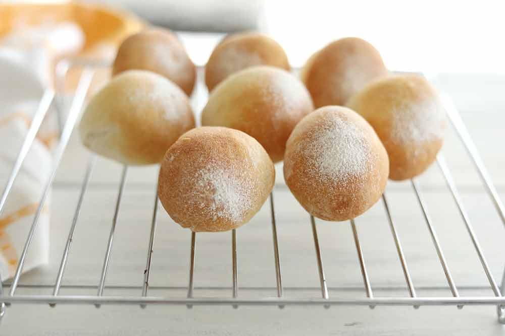 手作り天然酵母パン