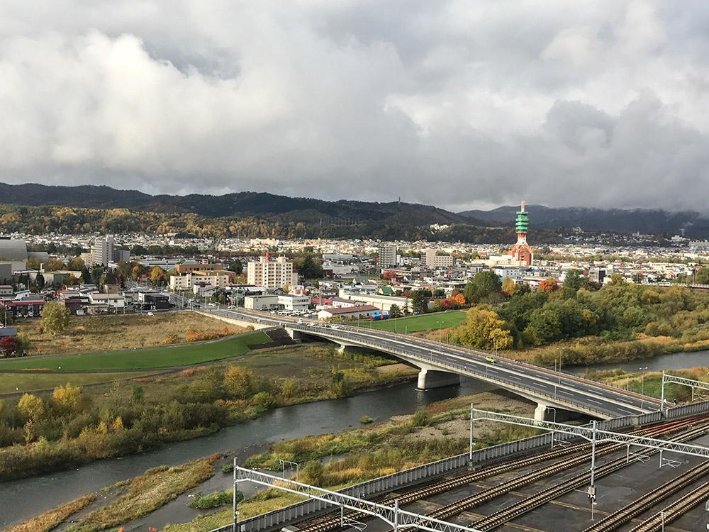 秋の北海道