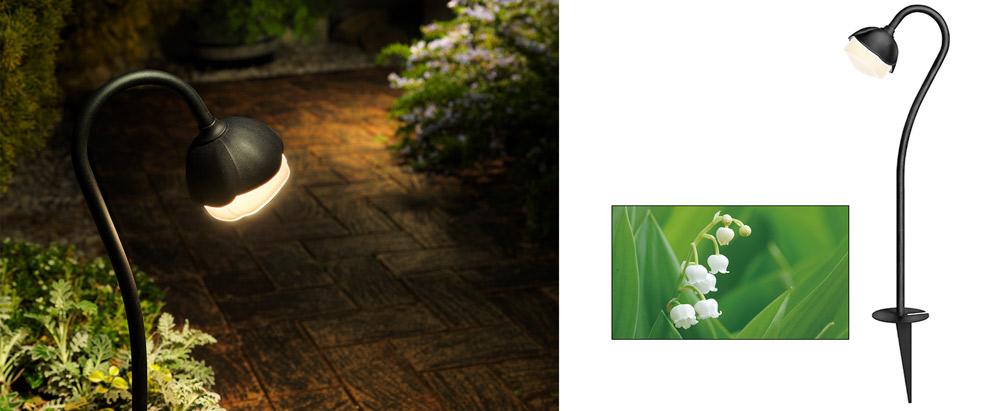 ガーデンパスライトフローラル