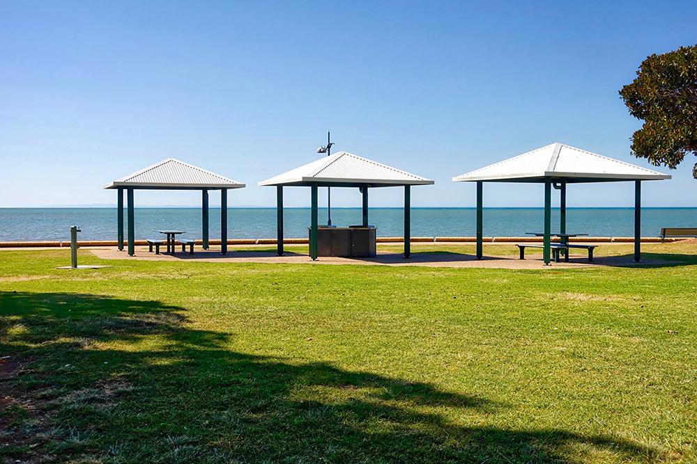 オーストラリアの海岸