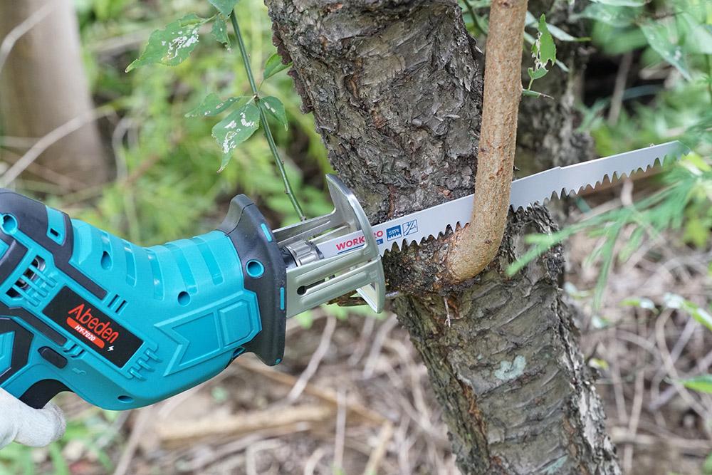 ガーデンの電動工具