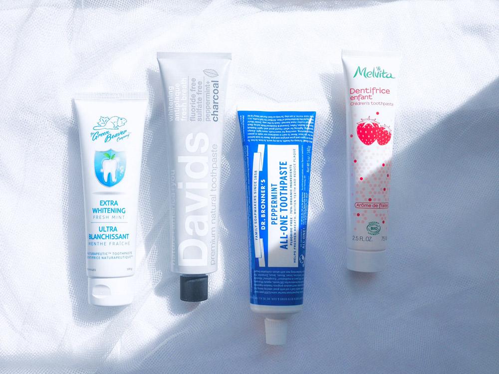毎日口に入れるものだからこそ、安心安全にこだわりたい。「オーガニックの歯磨き」4選