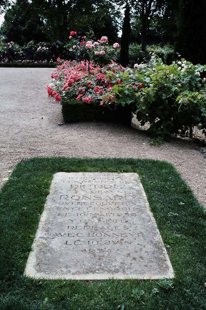 ロンサールの墓標