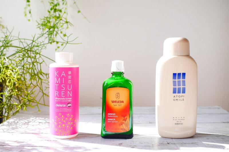 肩こりや冷え、乾燥肌…冬の悩みを解決する「高機能な入浴剤」3選
