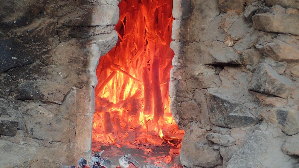 薪から炭へ