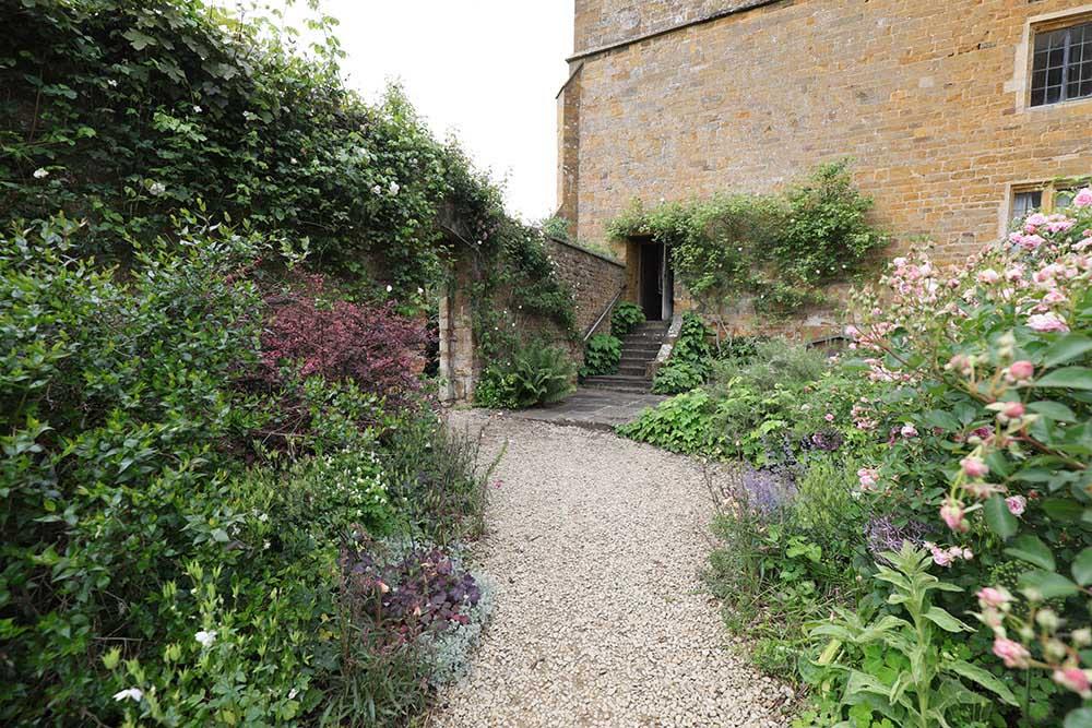 ブロートン城の貴婦人の庭(レイディーズガーデン)