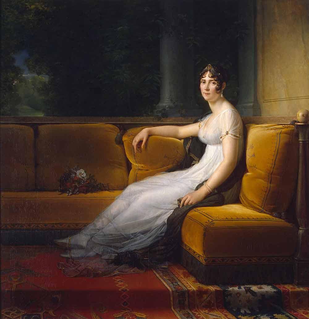 ジョゼフィーヌ・ド・ボーアルネ