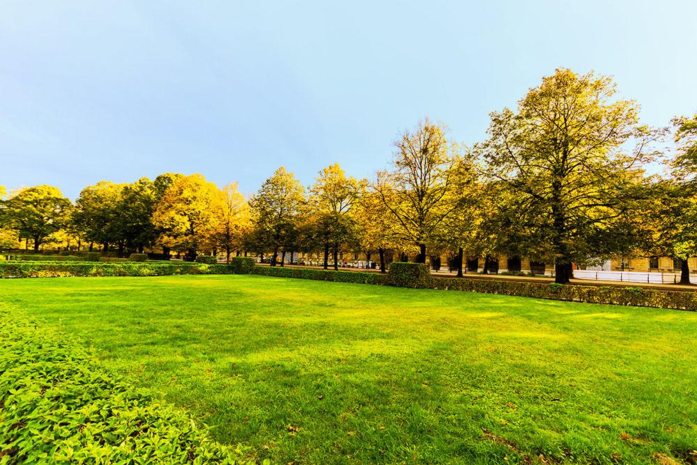 ミュンヘン・ニンフェンベルク植物園