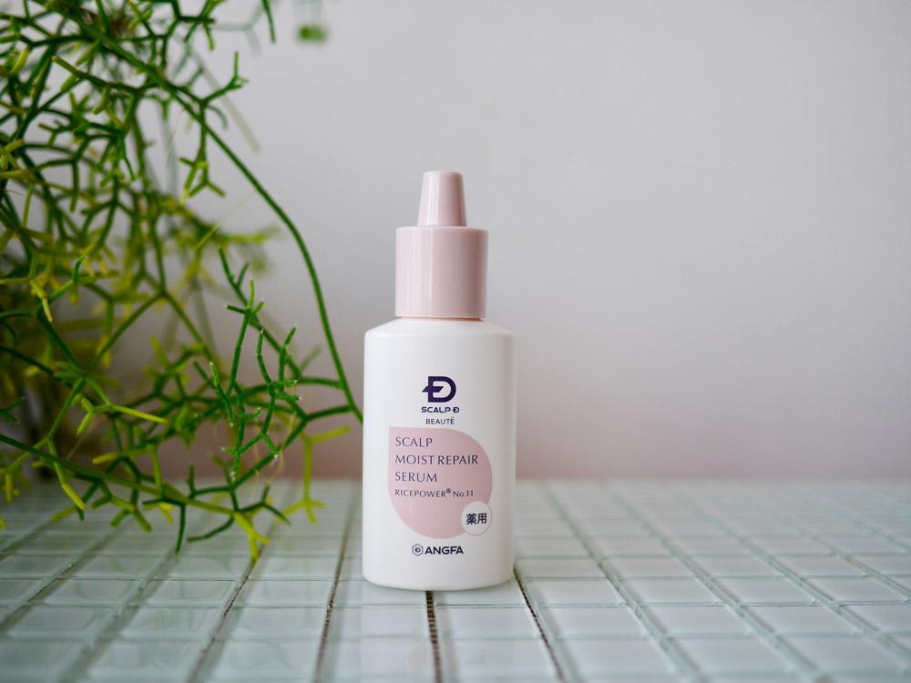 日本初!頭皮の水分保持能の改善をする美容液 アンファー「スカルプD ボーテ 薬用 頭皮保湿美容液」