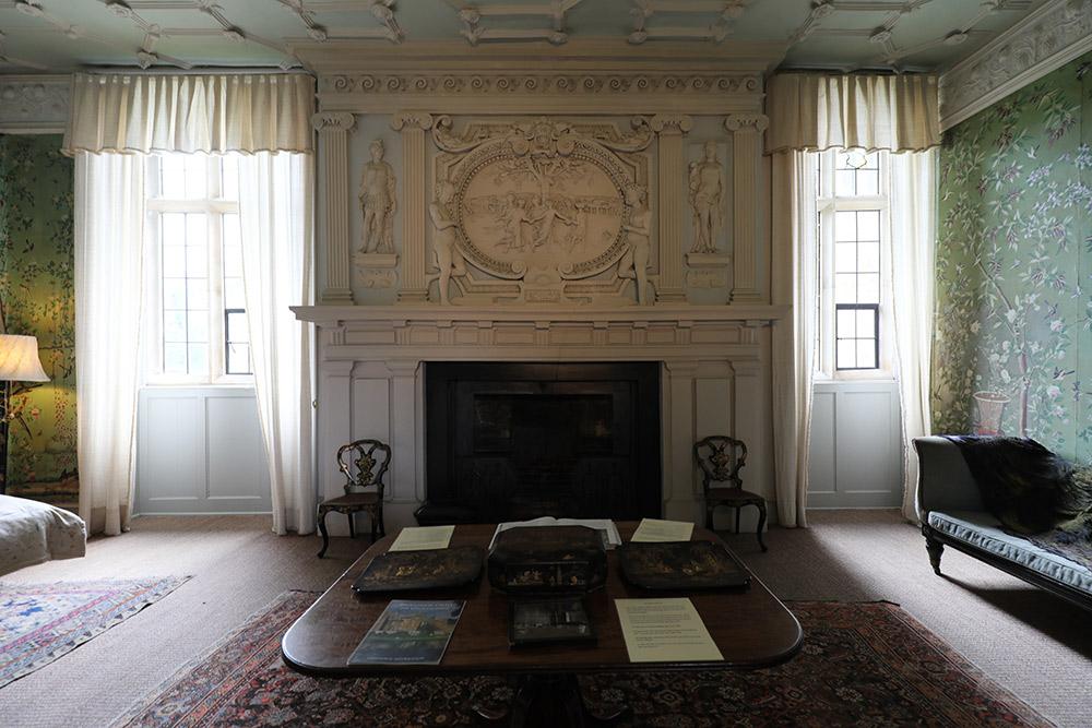 ブロートン・カースルの王の部屋