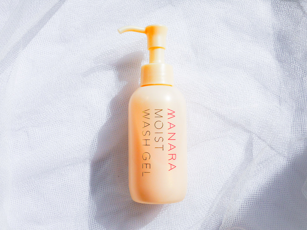 洗顔なのに洗浄成分ゼロ!美容液で洗う朝専用洗顔料 マナラ化粧品「マナラ モイストウォッシュゲル」