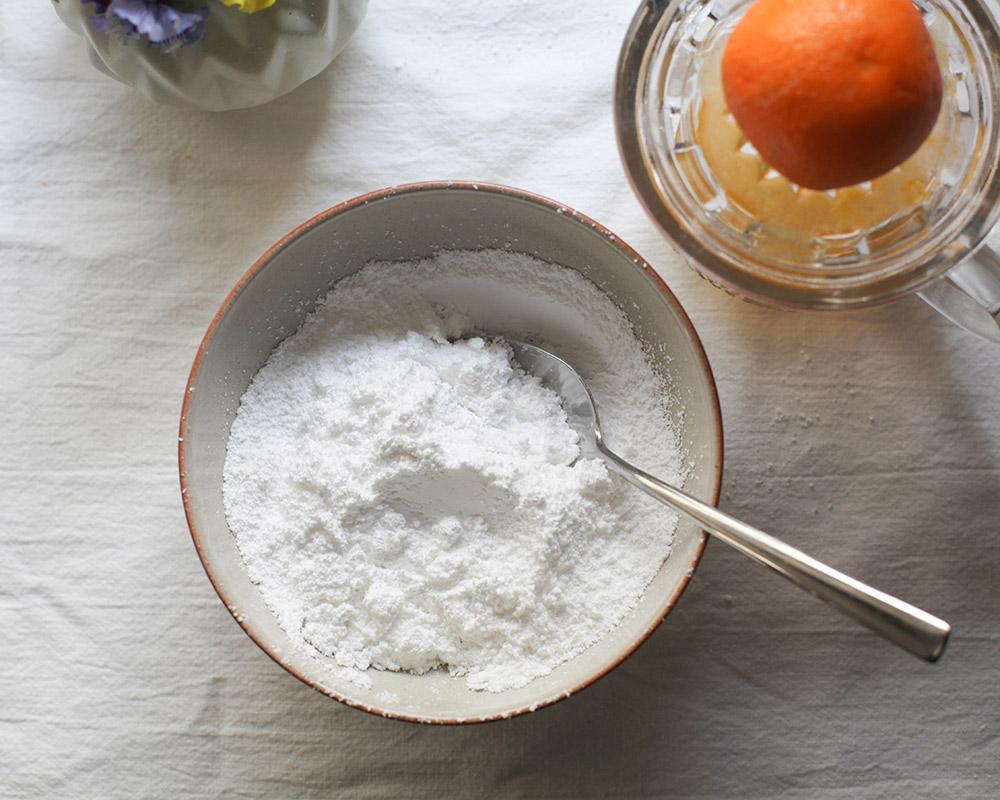 マーマレードケーキの作り方