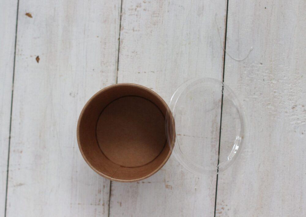 蓋付きランチカップ