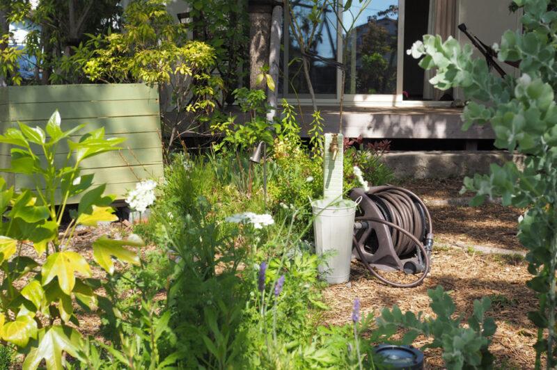 庭に井戸を掘りました! ガーデンセラピーが体験できる施設「花音の森」レポvol.6