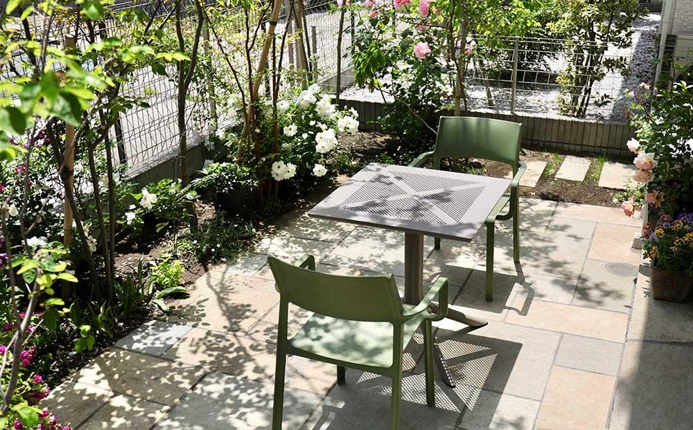 ガーデンテーブル・チェア