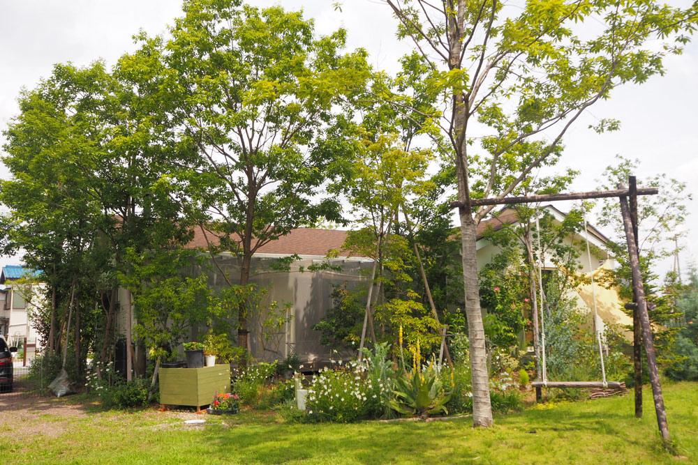 日本一暑い街・熊谷市でエアコンなしで暮らす! 2年目の夏の準備が始まりました。「花音の森」レポ Vol.8