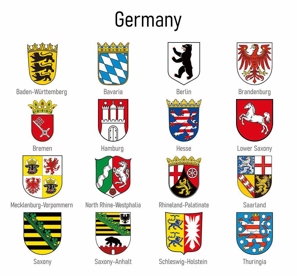 ドイツ紋章