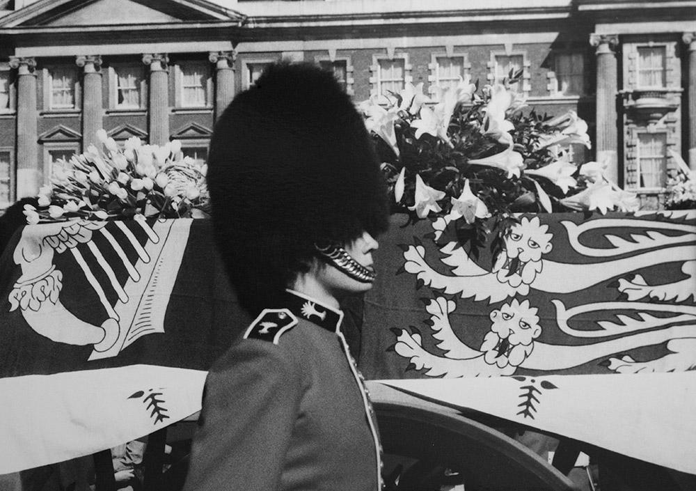 ダイアナ妃の葬儀