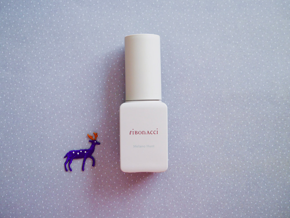 美白化粧品の限界突破。シミを安全に分解することに挑戦した実感重視のシミケア美容液 メディプラス製薬「fibonacci Melano Hunt」