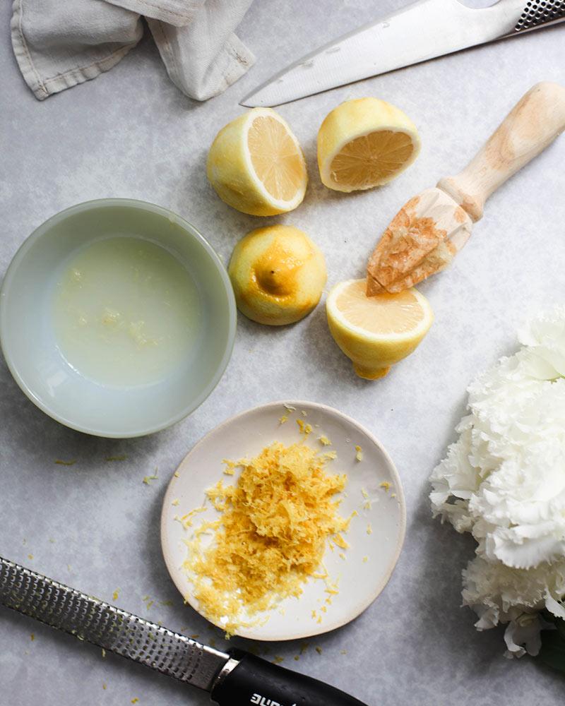 レモンポセットの作り方