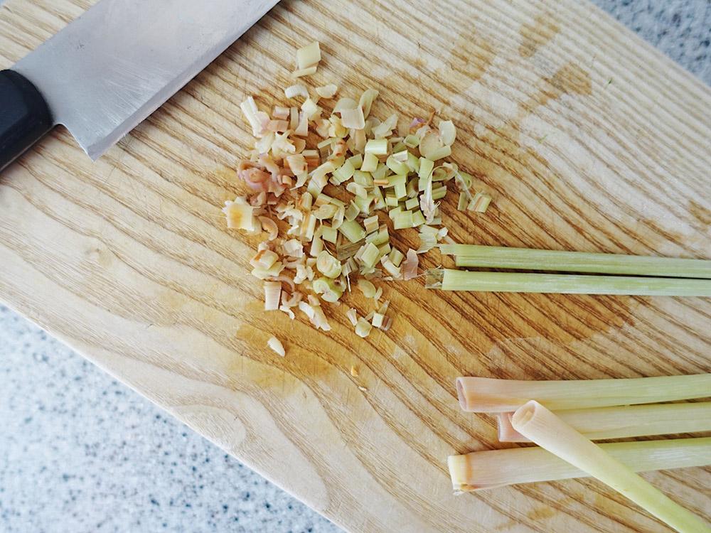 レモングラスポークチョップの作り方